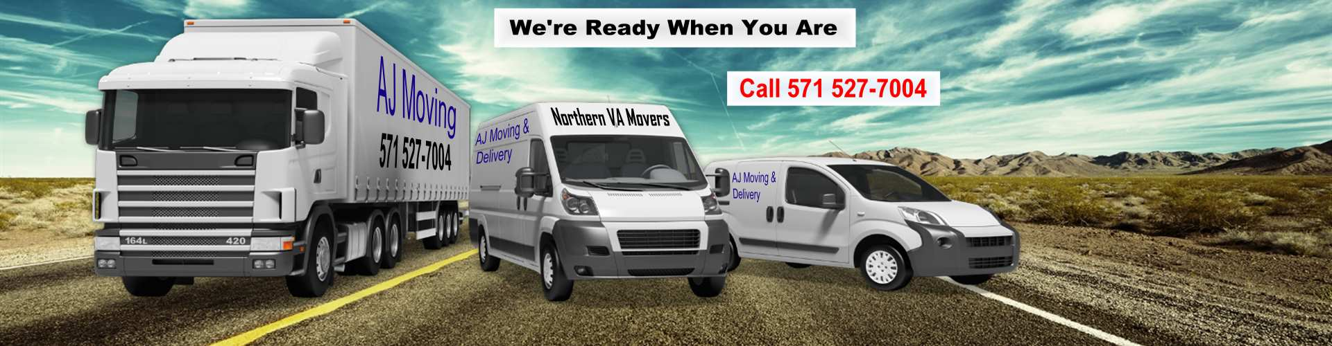 Northern Virginia Moving Company Aj Moving